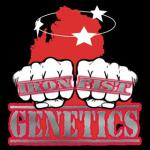 Logo Iron Fist Genetics