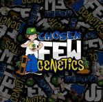 Logo Chosen Few Genetics
