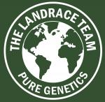 Logo The Landrace Team