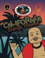 California Orange Cheese