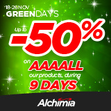 GeernDays - Discounts up to 50%