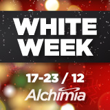 White Week - Discounts up to 50%